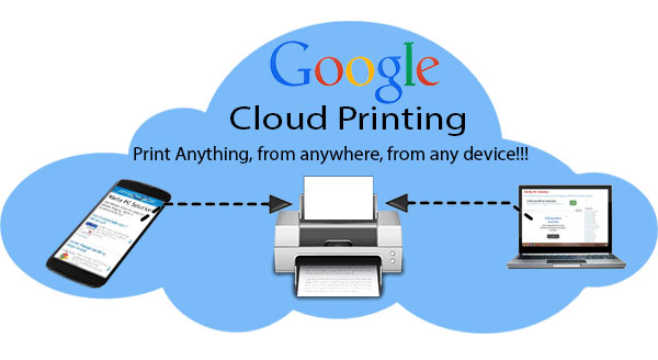 Inilah Cara Ngeprint Google Cloud Print