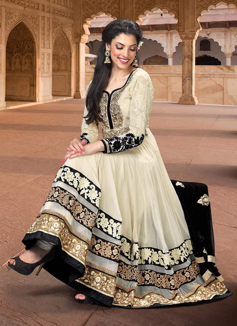 Designers Anarkali Suits 2013 - Fashion Designer Outfits