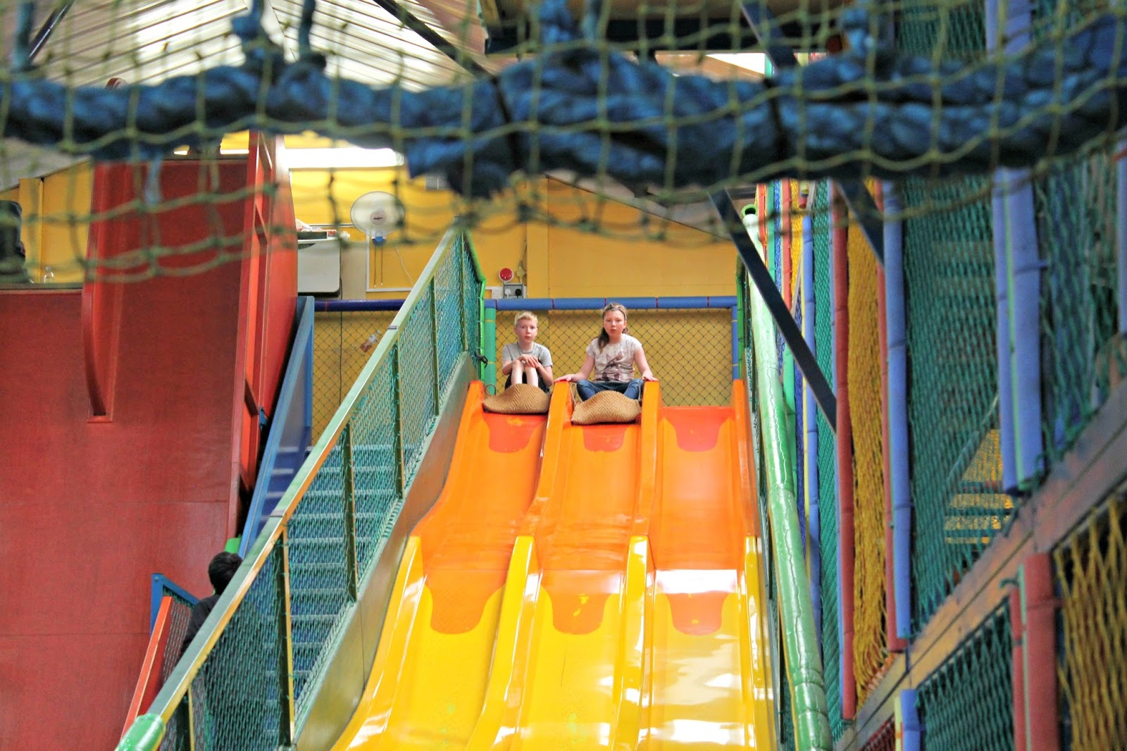 Calypso Holiday Hacks Campaign - soft play at woburn