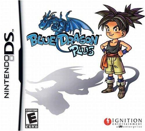 ROMs - Blue Dragon Plus  - NDS Download