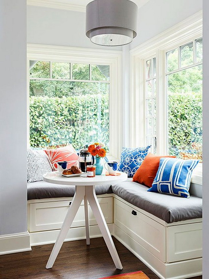 Narrow Dining Room Table Ideas 8