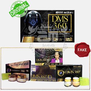 set asas DMS360 original