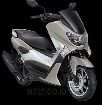 Yamaha N-MAX-METAL