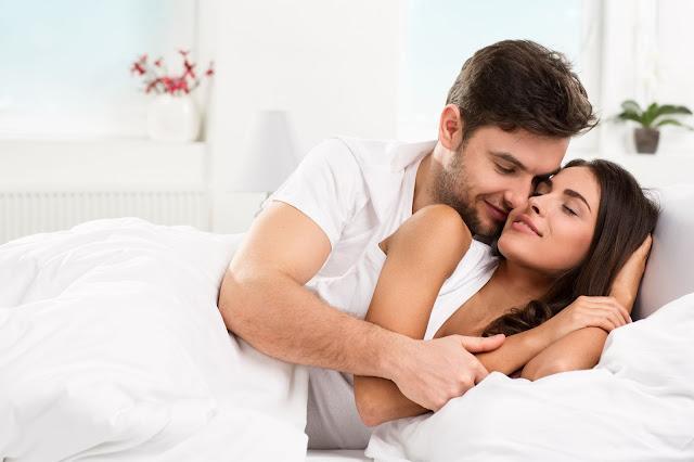 anda dan pasangan harus sering berhubungan seks