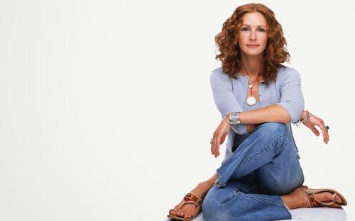 Julia Roberts Feet Techno Business