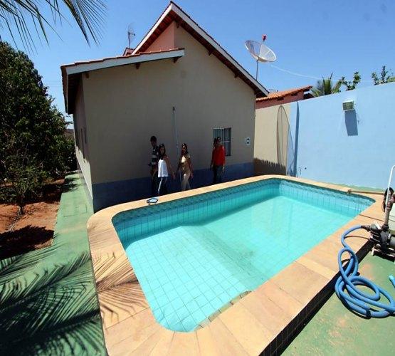 Bebê de um ano morre afogado em piscina de casa em Ji-Paraná