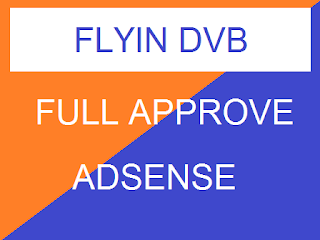 Pengalaman Blog Flyin DVB Mendaftar Adsense Non Hosted Full Approve