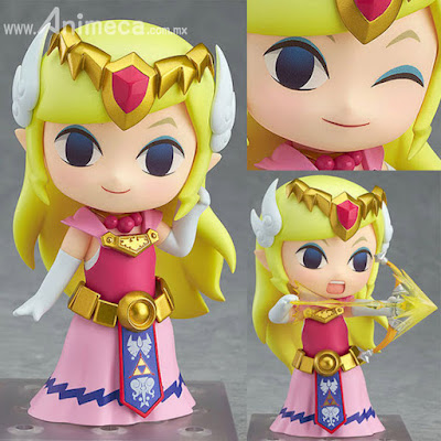 Figura Zelda The Wind Walker HD Ver. Nnendoroid The Legend of Zelda The Wind Walker HD
