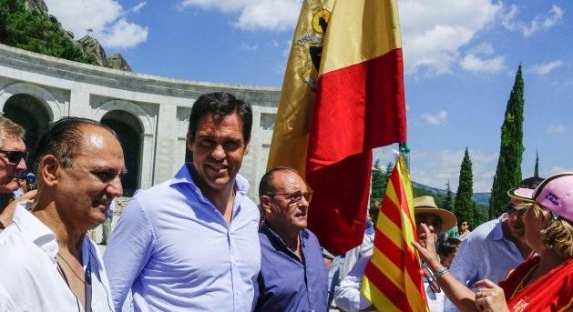 Luis Alfonso de Borbón elegido presidente de honor de la Fundación Francisco Franco