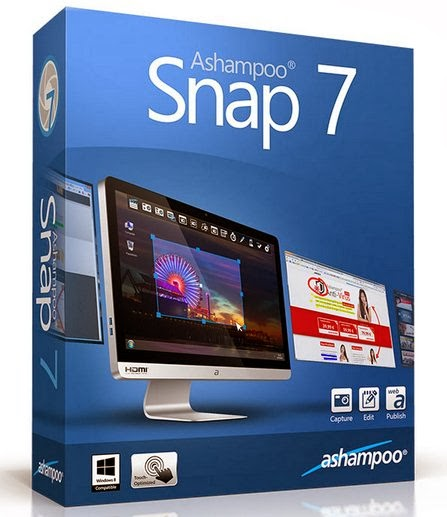 Ashampoo Snap 8.0.0 + Crack