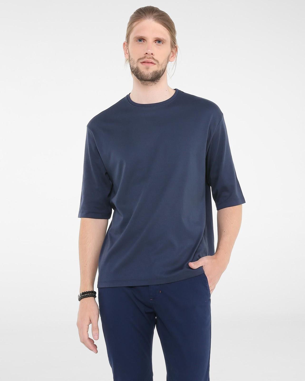 LEO KLEIN - KADU DANTAS PARA RIACHUELO - Camiseta Oversized