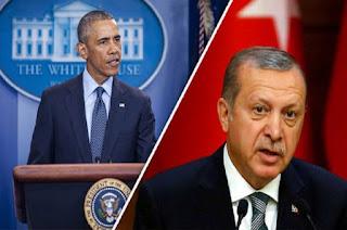 Wahhh ... Negara Turki Tuding FBI Dan CIA DALANG Kudeta Militer dan Gullen Hanya Dijadikan PION Untuk Memuluskan Kudeta - Commando