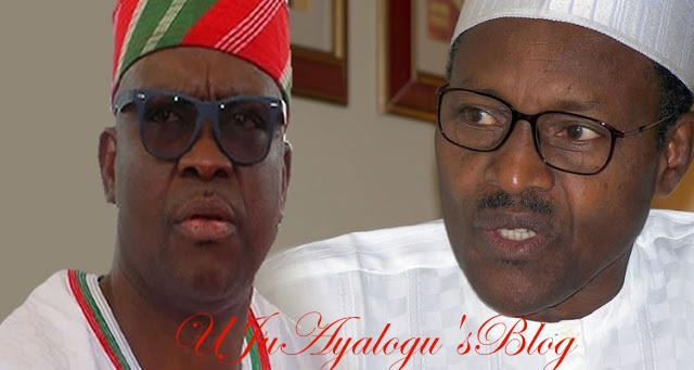 Buhari is Incapacitated, He Should Resign – Gov. Fayose