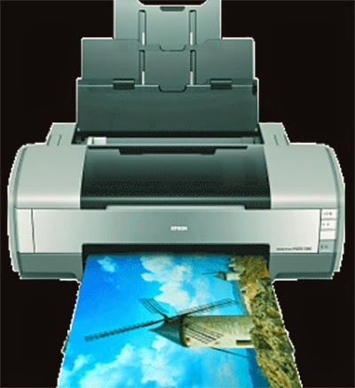 Epson Stylus Photo 1390 Resetter