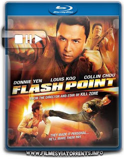 FlashPoint Torrent - BluRay Rip 720p Dublado