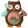 Skip Hop Hug-and-Hide Tummytime Playmat, Owl