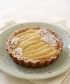 French-Pear-Flan-recipe