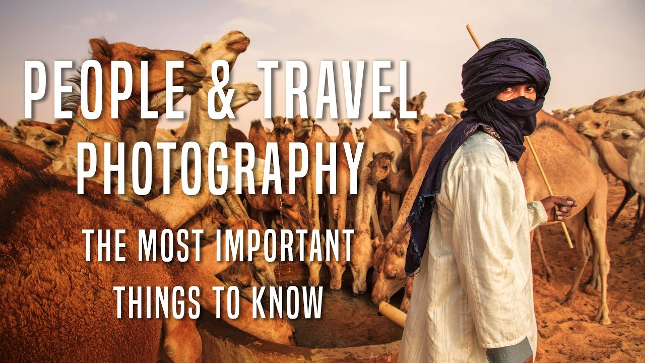 People Photography – The most important things you need to know