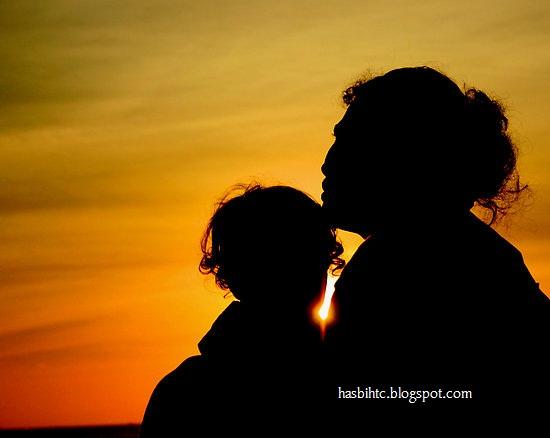 sungguh mulianya hati seorang ibu