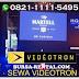 SEWA VIDEOTRON MURAH