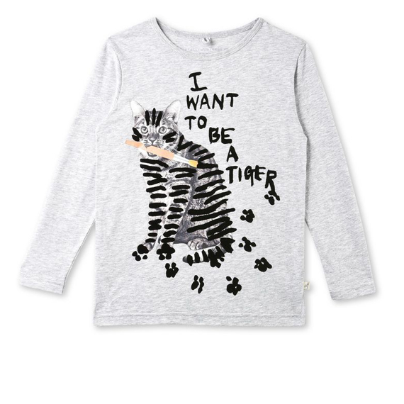 cat printed tshirt by Stella McCartney, back to school collection