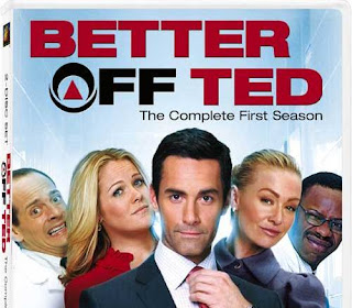 Better off Ted Cast Image