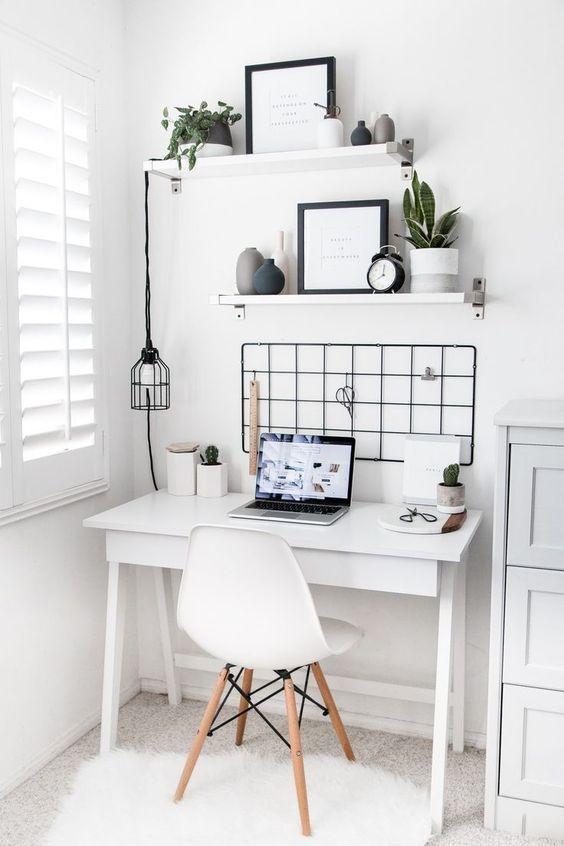 16 Ideas para Decorar una Oficina Pequeña en Casa