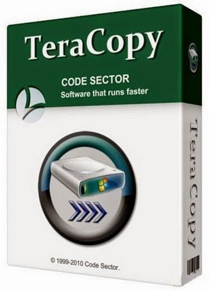 TeraCopy (Cara Cepat Menyalin & Memindahkan File)