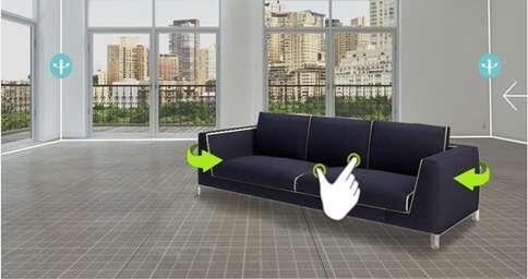 Aplikasi Desain Rumah 3D Interior