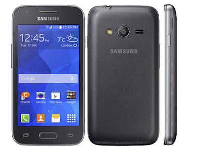 Samsung Galaxy V Hitam