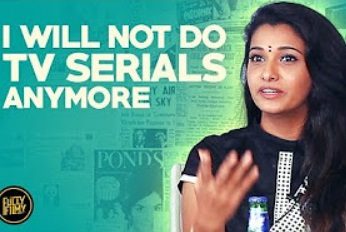 'I will not do TV serials anymore' | Interview with Meyaadha Maan Team
