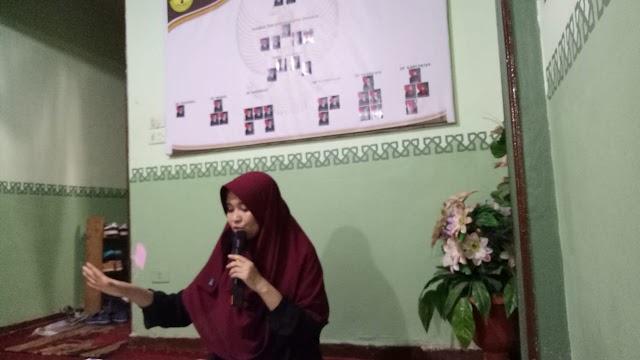 Dauroh Fikih Wanita, Ani Mulyaningsih Himbau Perempuan Agar Faham Hukum Agama