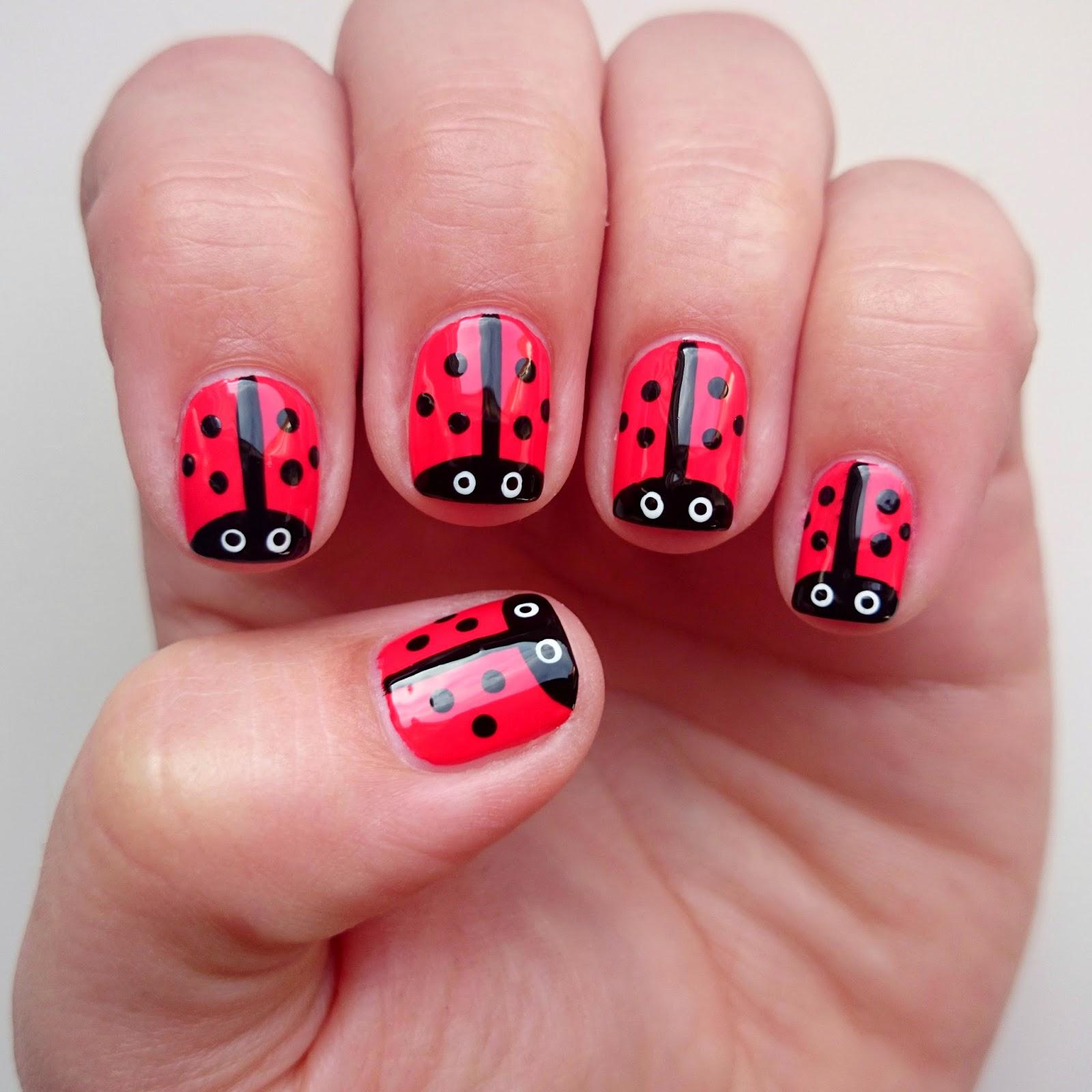 27 lazy girl nail art ideas that are actually easy buzzfeed little girl nail design - Little Girl Nail Design Ideas
