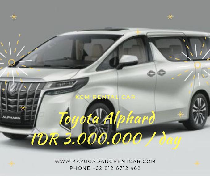 Rental Mobil Terbaik, Jasa Rent Car di Padang Sumatera Barat