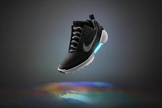 Lanzamiento Nike.HyperAdapt 1.0