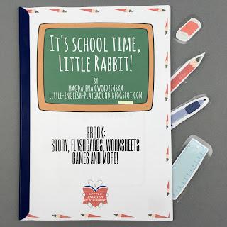 It's school time! - Historyjka na początek roku szkolnego