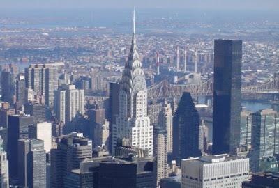 Rascacielos en Estados Unidos