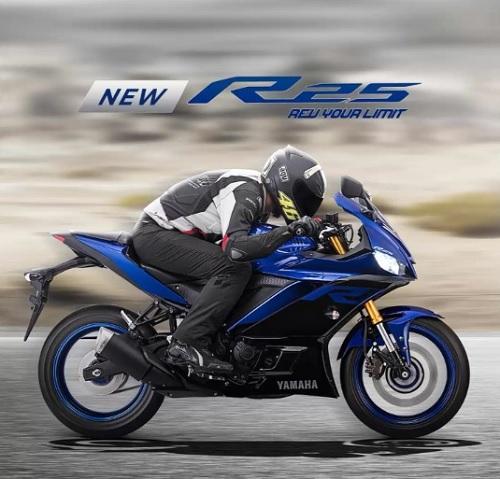 Harga Yamaha R25 Baru Rilis
