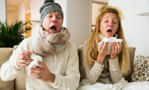 Cara Melindungi Diri dari Flu, Khususnya di Musim Dingin atau Hujan