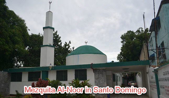 Mezquita Al-Noor in Santo Domingo