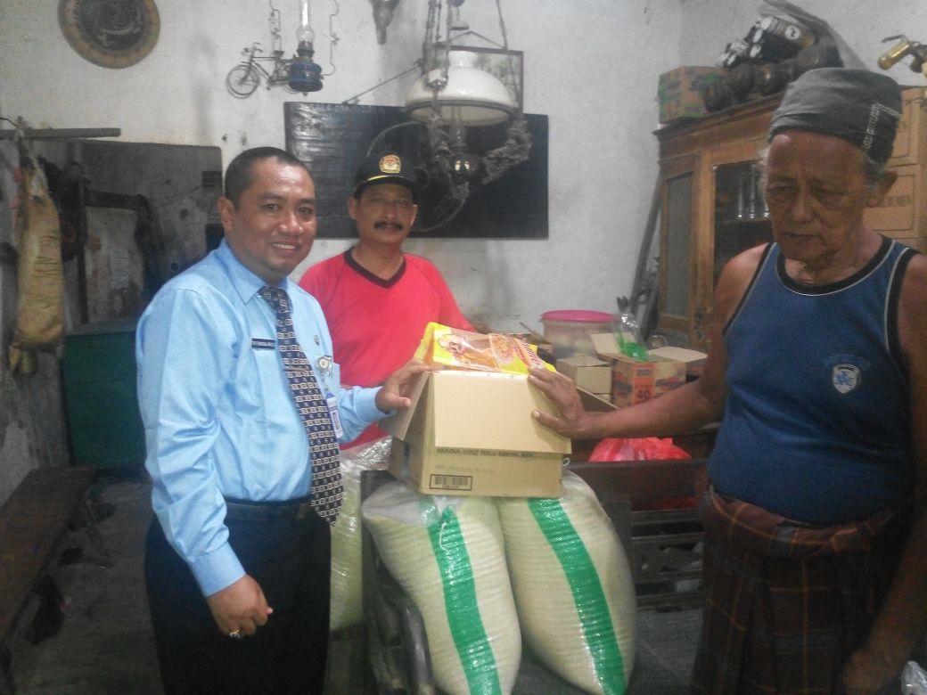 RSDS Kebumen Bakal Pasok Sembako untuk Padepokan Mbah Marsiyo Selama 38 Hari
