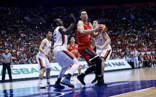 Greg Slaughter moves