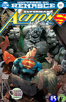 DC Renascimento: Action Comics #959