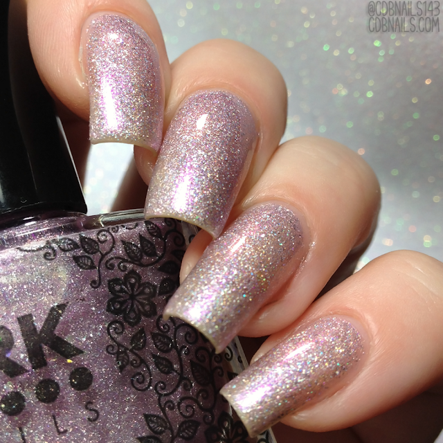 DRK Nails-It's So Fluffy