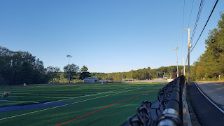 Friday morning photo of Beaver St turf field