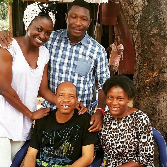 Celebrity Wedding Nollywood Movie: Public Assault Nollywood Movie: Kate Henshaw, Saka & Queen