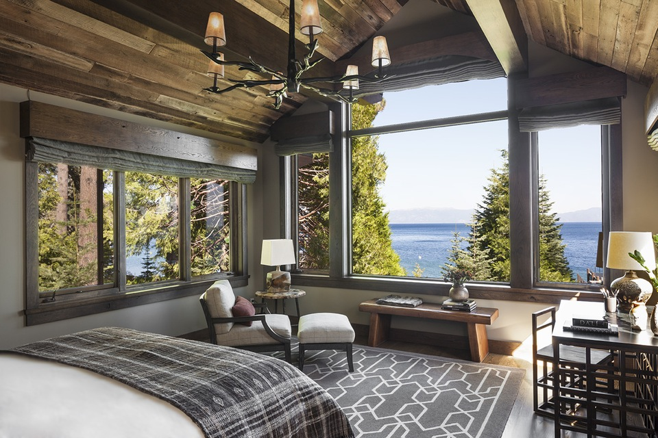 Oh By The Way Beauty Interiors Lake Tahoe Cabin By Jeff Andrews