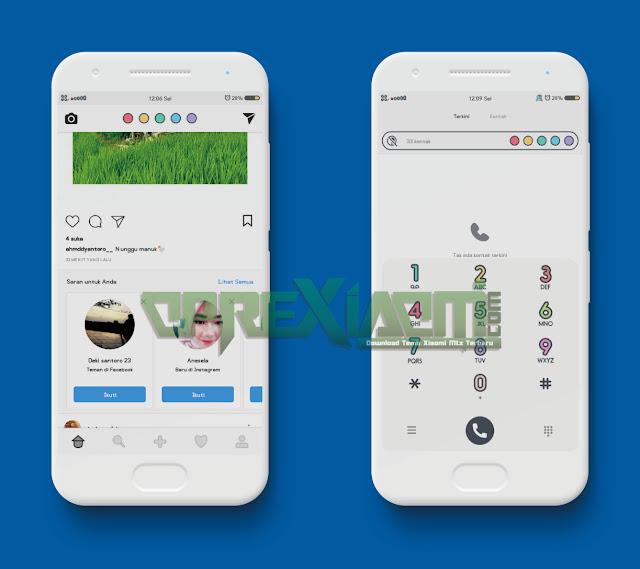 Download Tema Meniran mtz Flat Update Terbaru