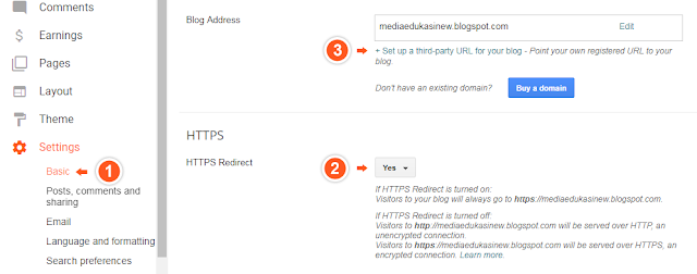 Panduan Cara Mengganti Domain Blogspot di Namecheap