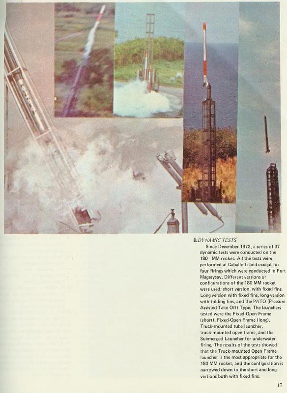 First Light: Philippine-made Rockets